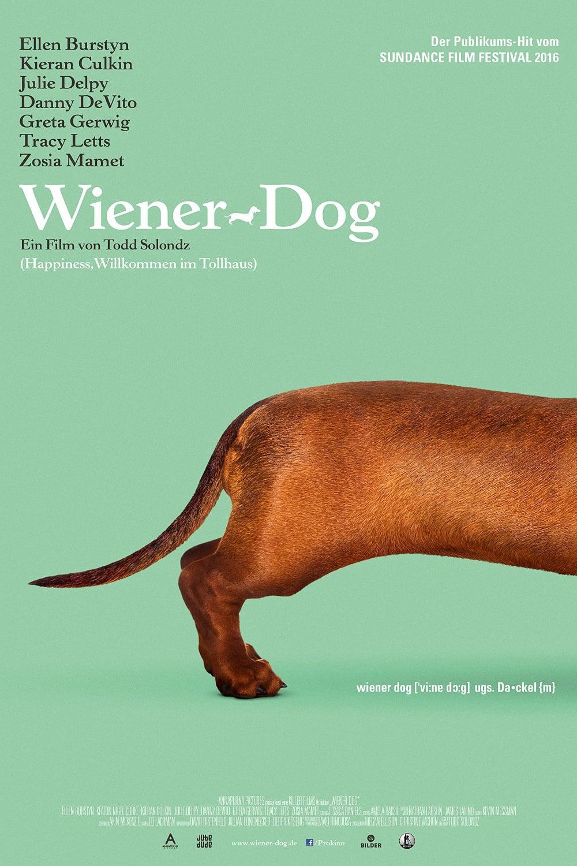 """Plakat von """"Wiener Dog"""""""