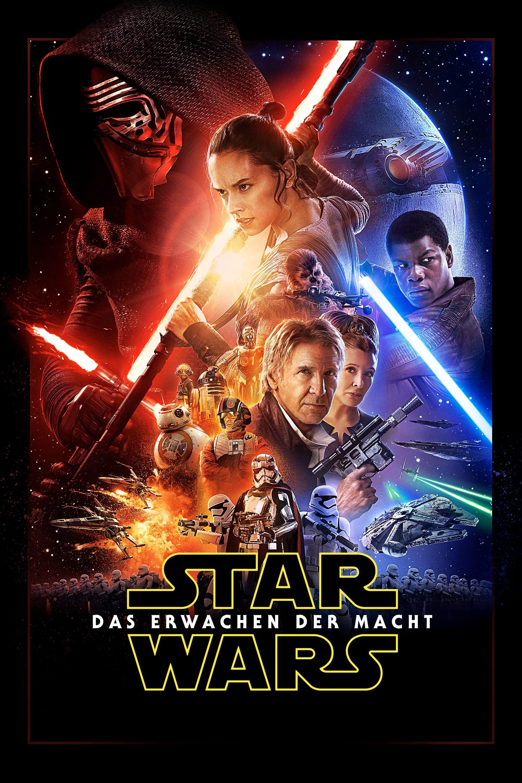 """Plakat von """"Star Wars: Das Erwachen der Macht"""""""