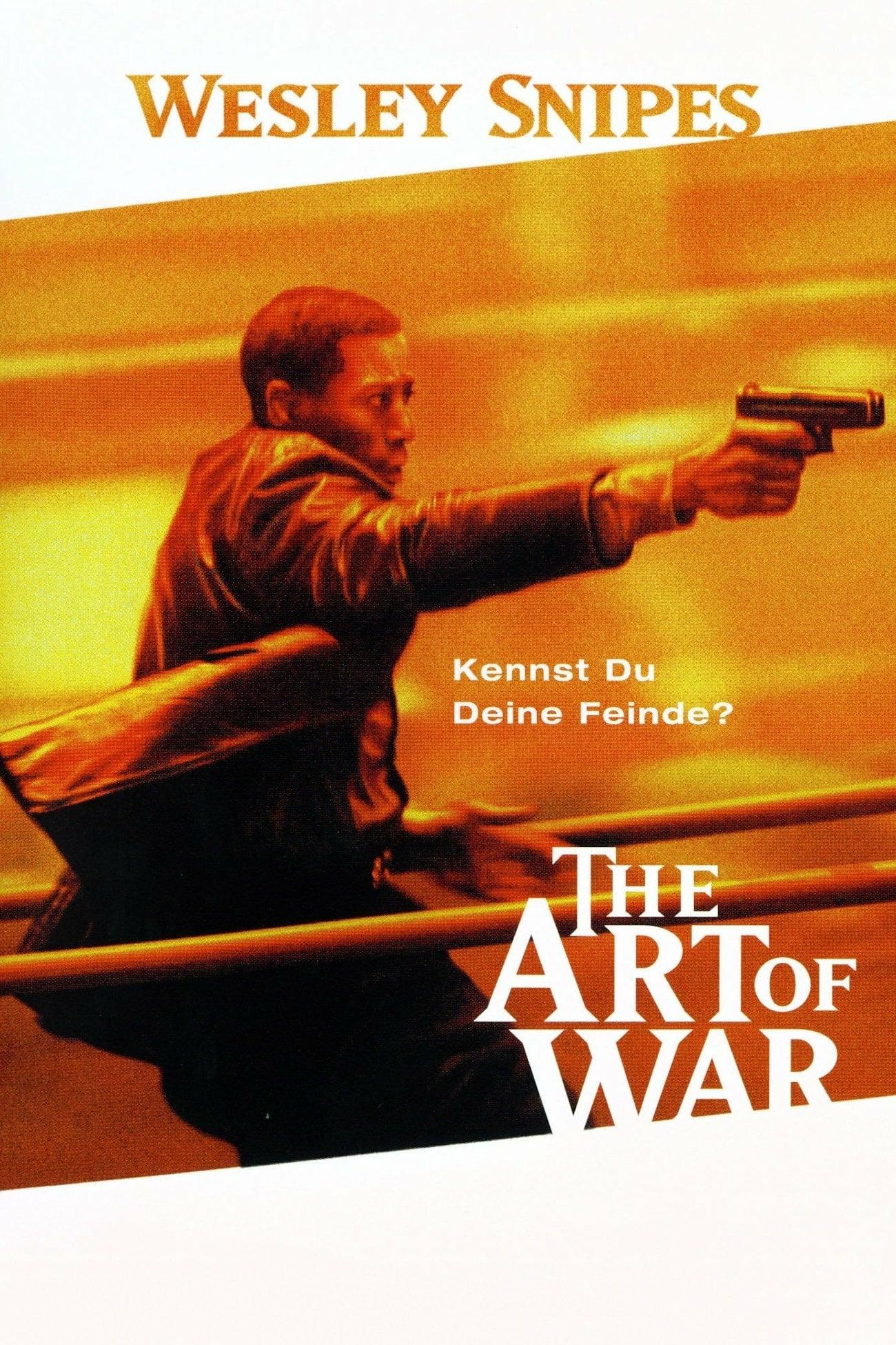 """Plakat von """"The Art of War"""""""