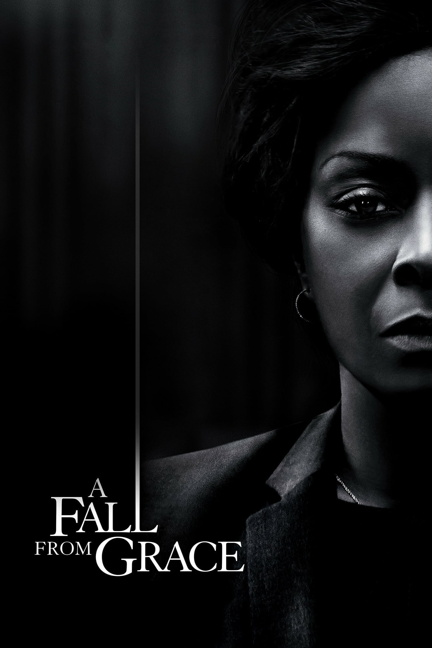 "Plakat von ""A Fall From Grace"""