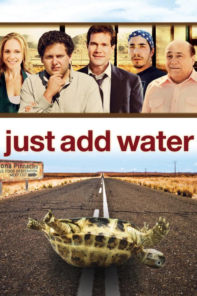"""Plakat von """"Just Add Water"""""""