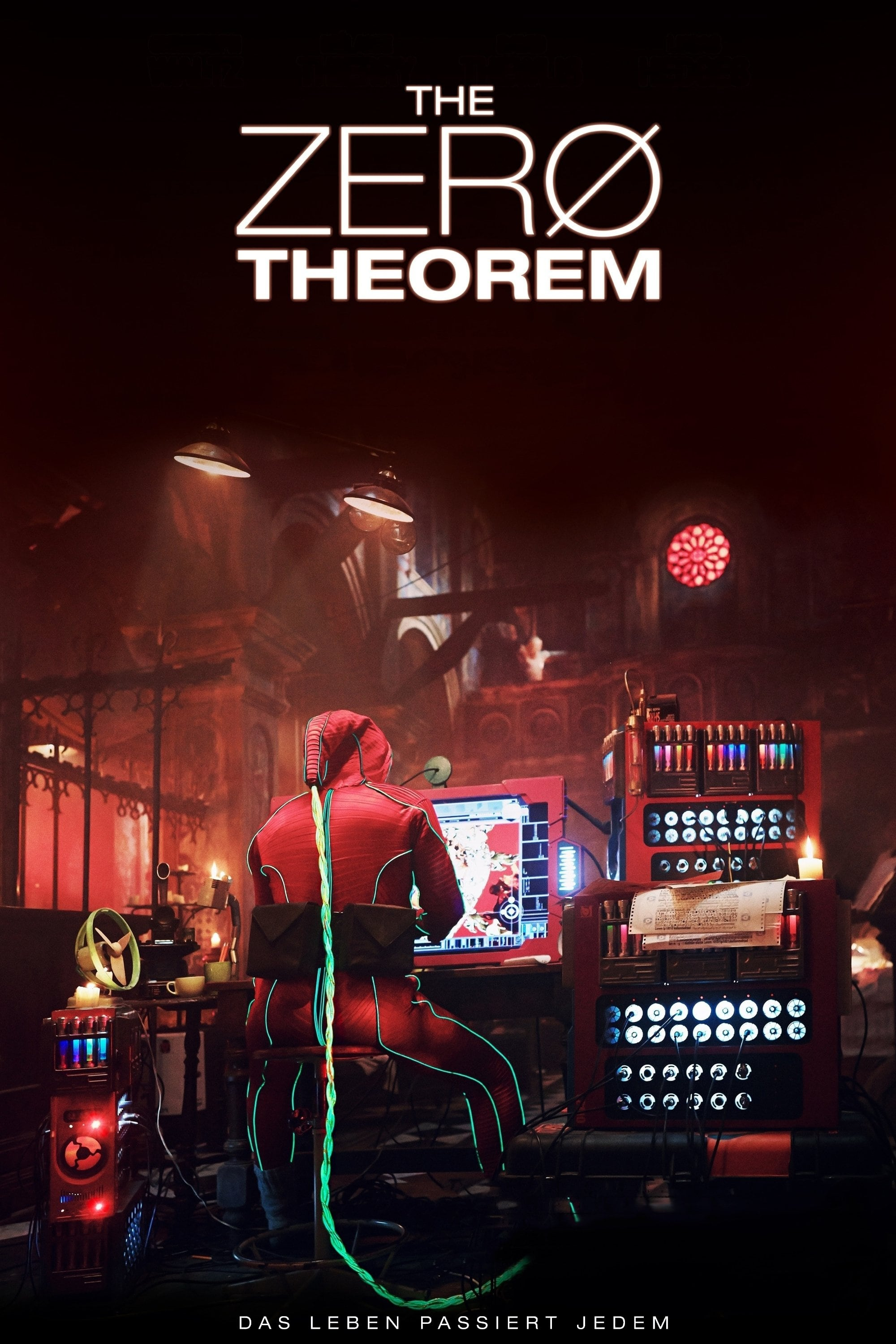 "Plakat von ""The Zero Theorem"""