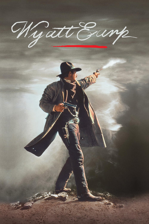 """Plakat von """"Wyatt Earp - Das Leben einer Legende"""""""