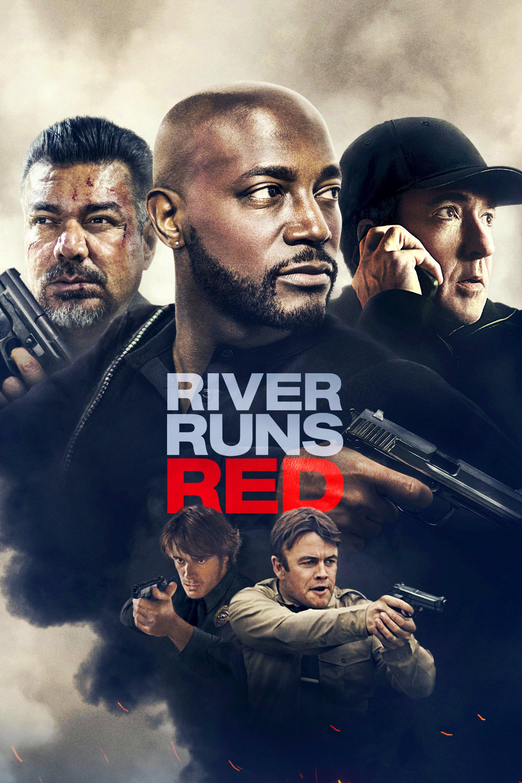 """Plakat von """"River Runs Red"""""""