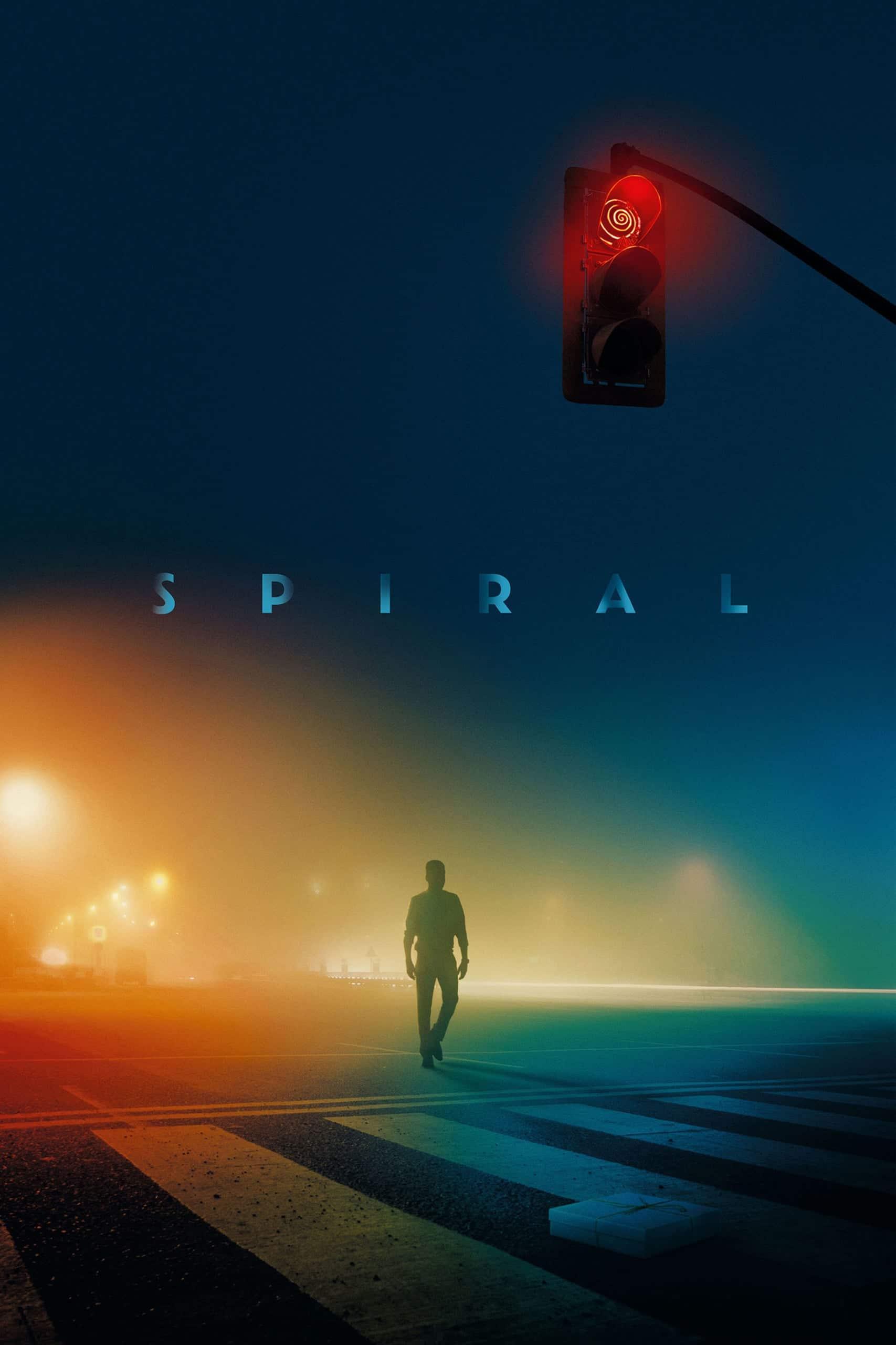 "Plakat von ""Spiral: From The Book of Saw"""