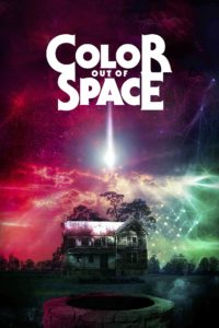 "Plakat von ""Color Out of Space"""
