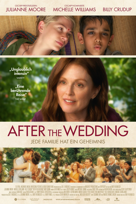 """Plakat von """"After the Wedding"""""""