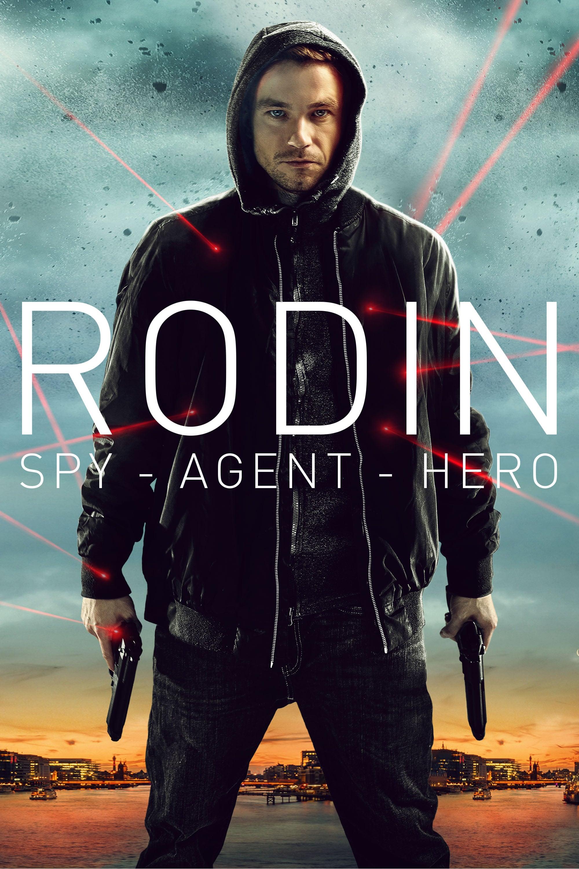 """Plakat von """"Rodin - Spy, Agent, Hero"""""""