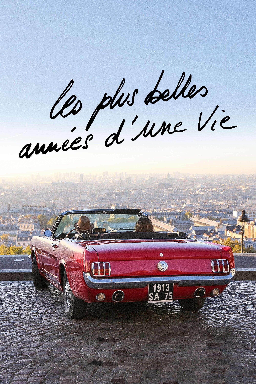 """Plakat von """"Les plus belles années d'une vie"""""""