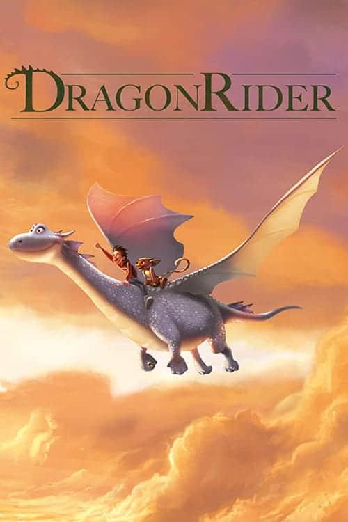 """Plakat von """"Dragon Rider"""""""