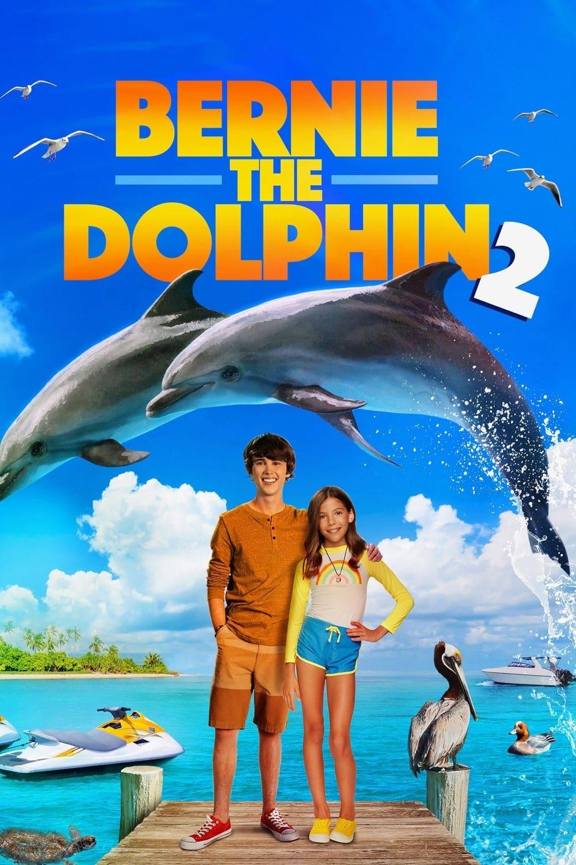 """Plakat von """"Bernie the Dolphin 2"""""""