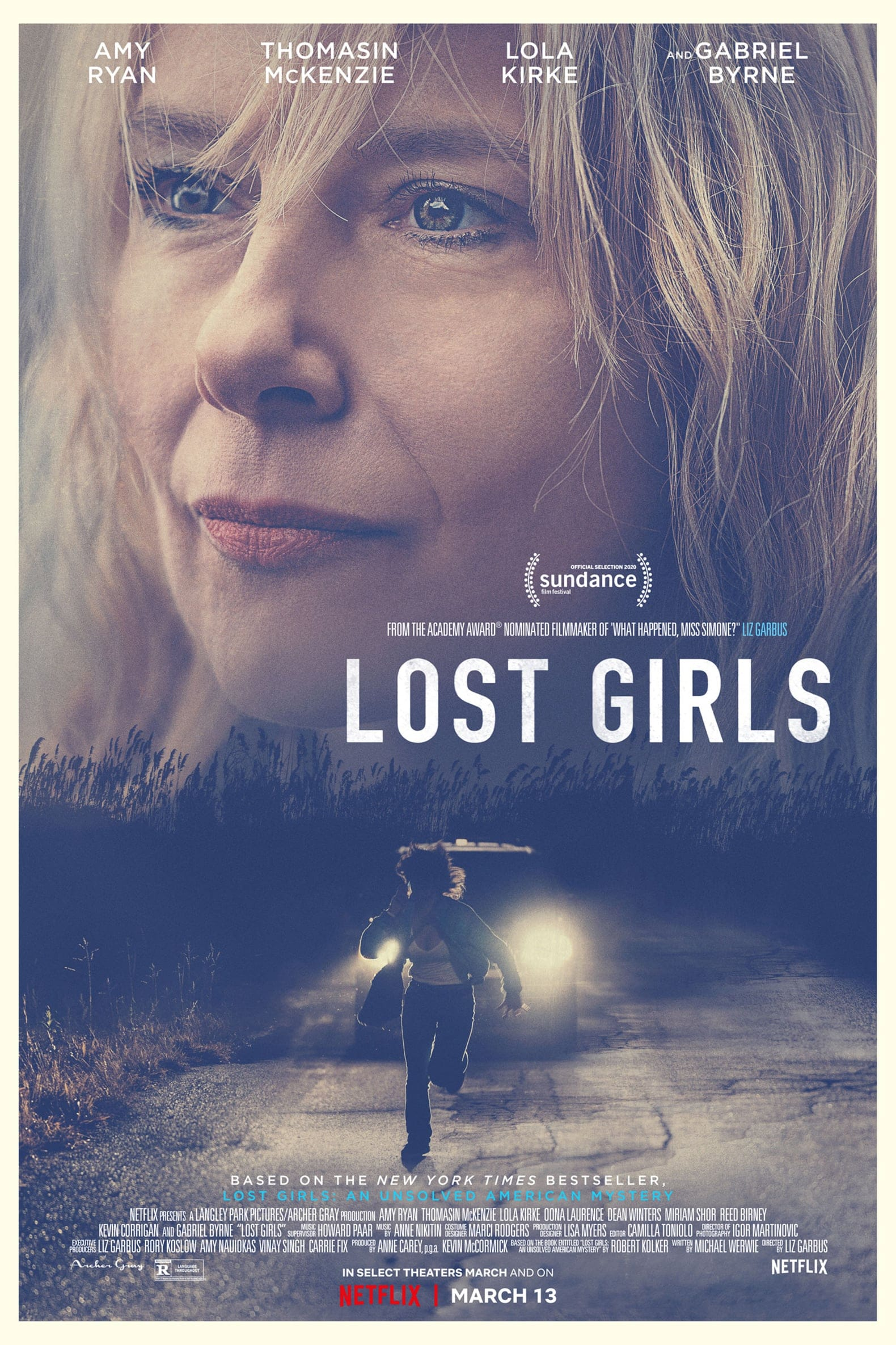 "Plakat von ""Lost Girls"""