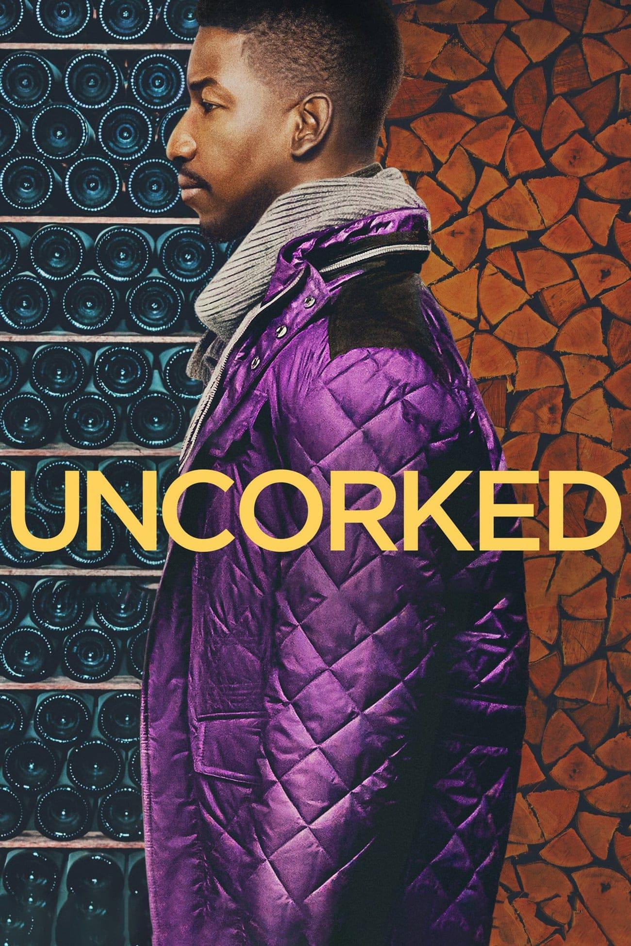 """Plakat von """"Uncorked"""""""