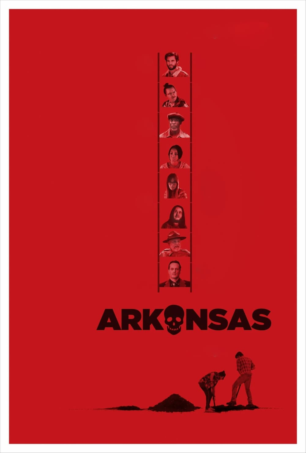 """Plakat von """"Arkansas"""""""
