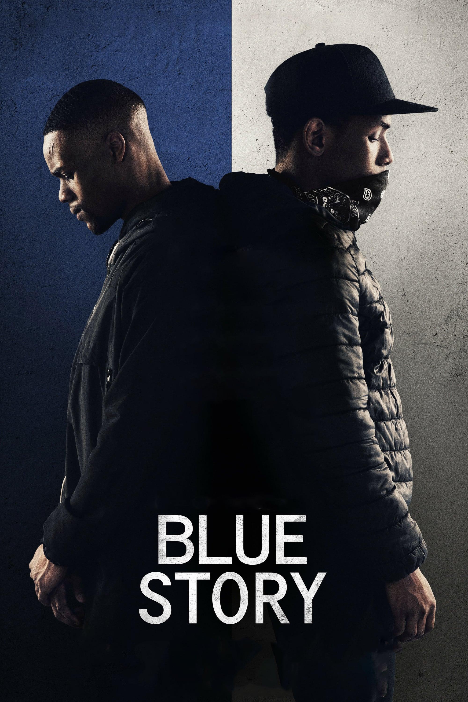 """Plakat von """"Blue Story"""""""