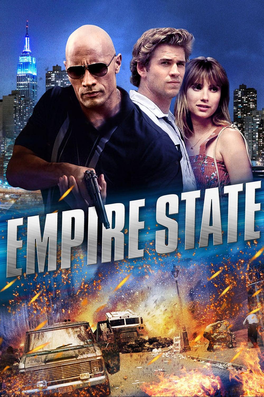 """Plakat von """"Empire State"""""""