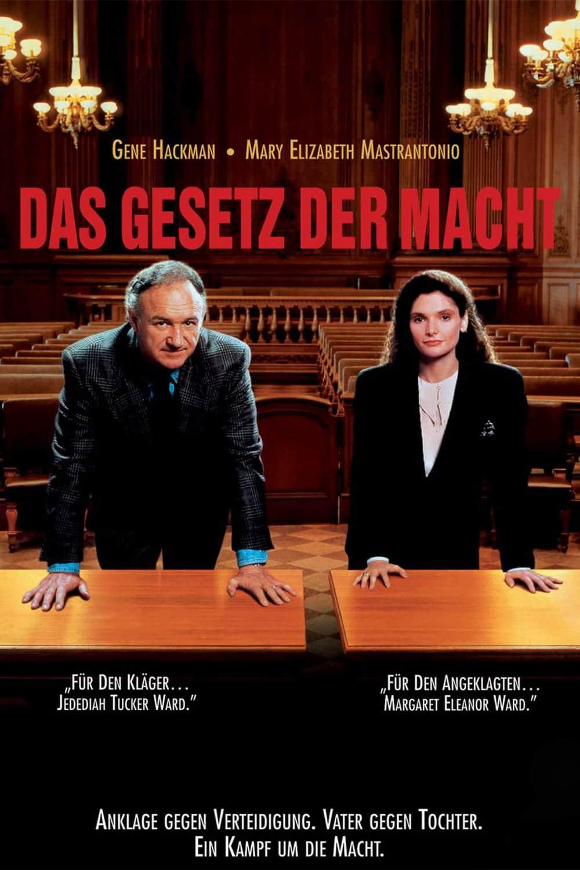 """Plakat von """"Das Gesetz der Macht"""""""