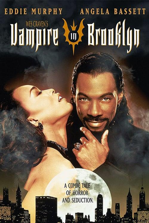 """Plakat von """"Vampire in Brooklyn"""""""