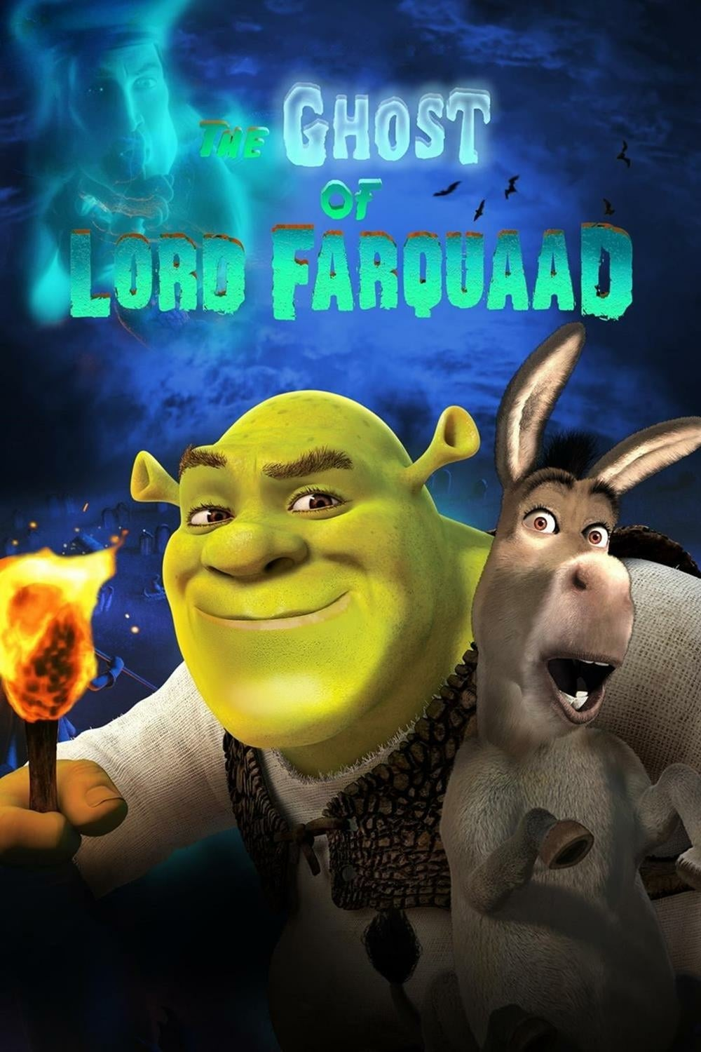 "Plakat von ""The Ghost of Lord Farquaad"""