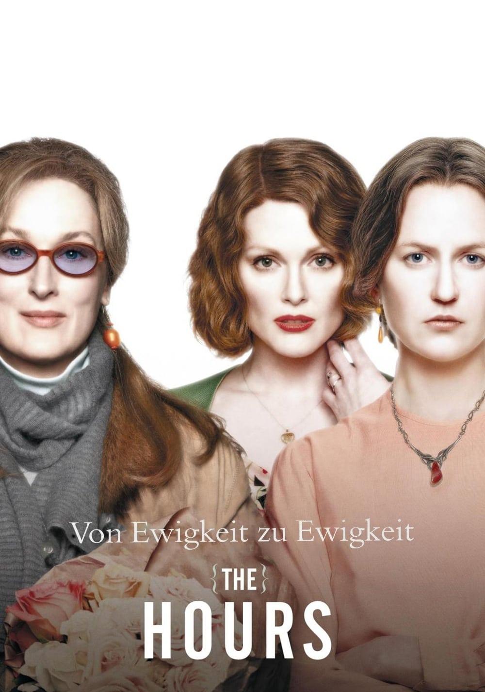 """Plakat von """"The Hours – Von Ewigkeit zu Ewigkeit"""""""