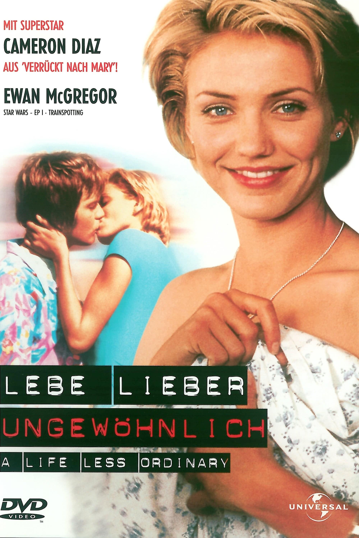 """Plakat von """"Lebe lieber ungewöhnlich"""""""