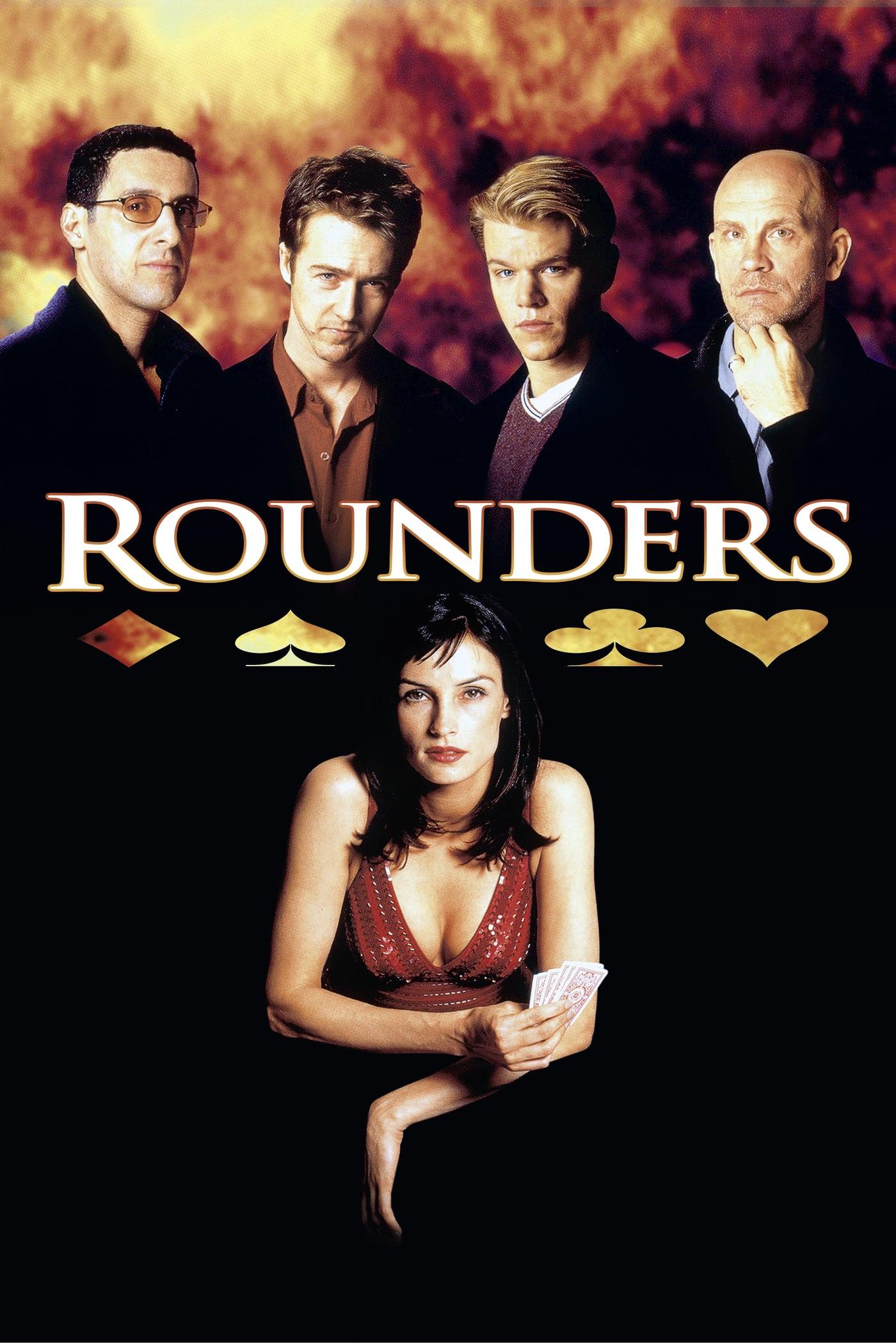 "Plakat von ""Rounders"""