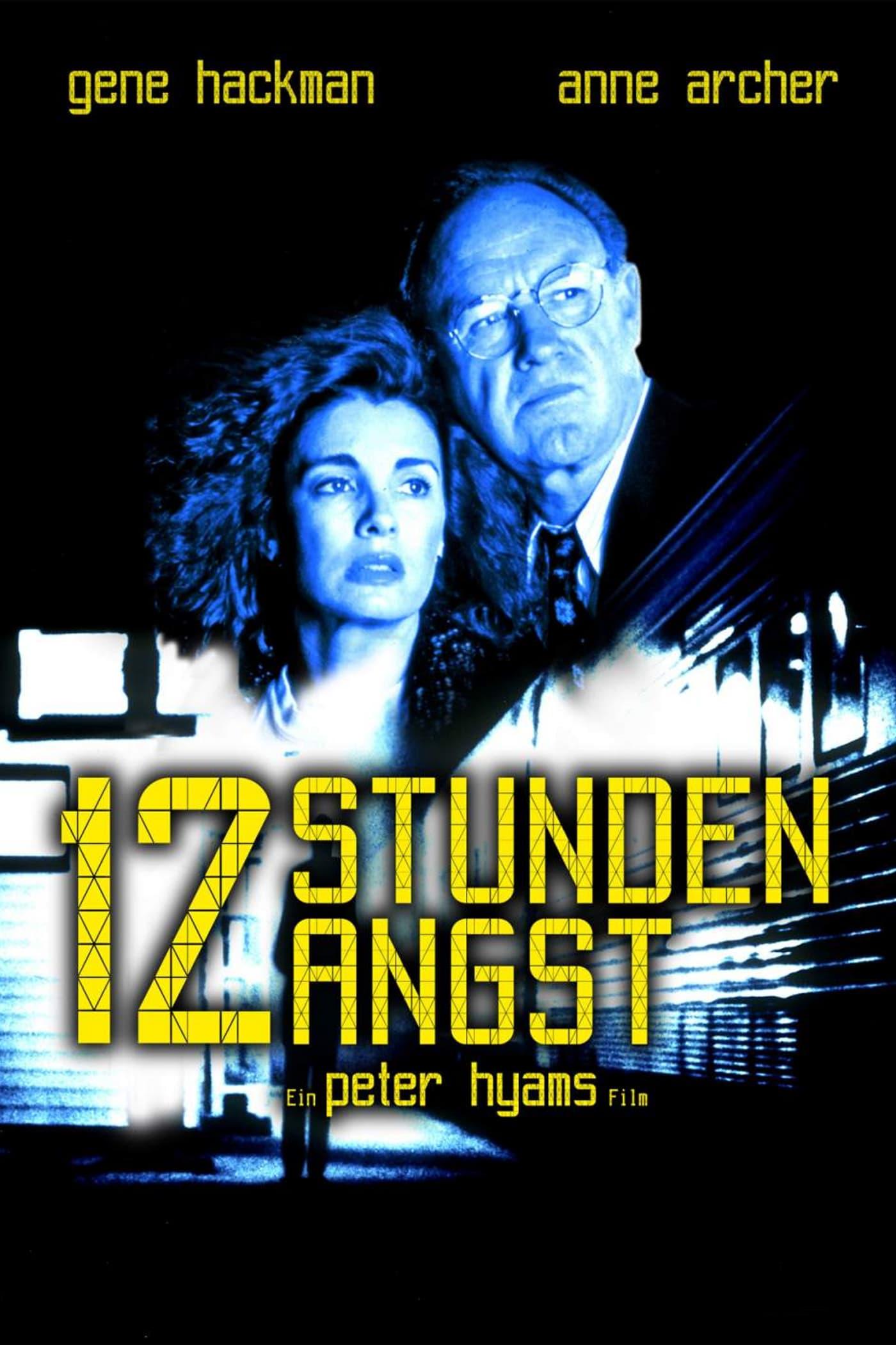 """Plakat von """"Narrow Margin - 12 Stunden Angst"""""""