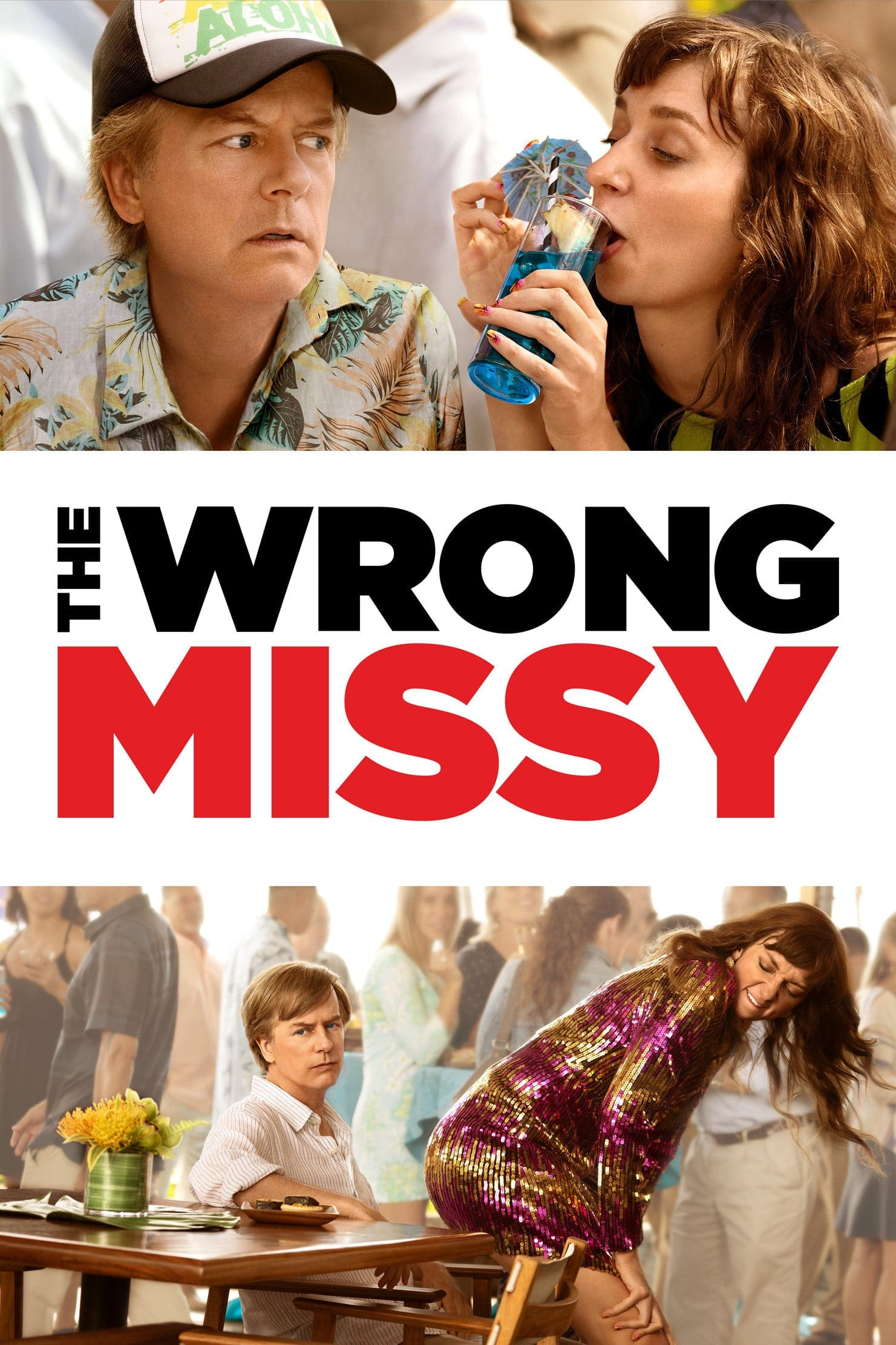 "Plakat von ""The Wrong Missy"""
