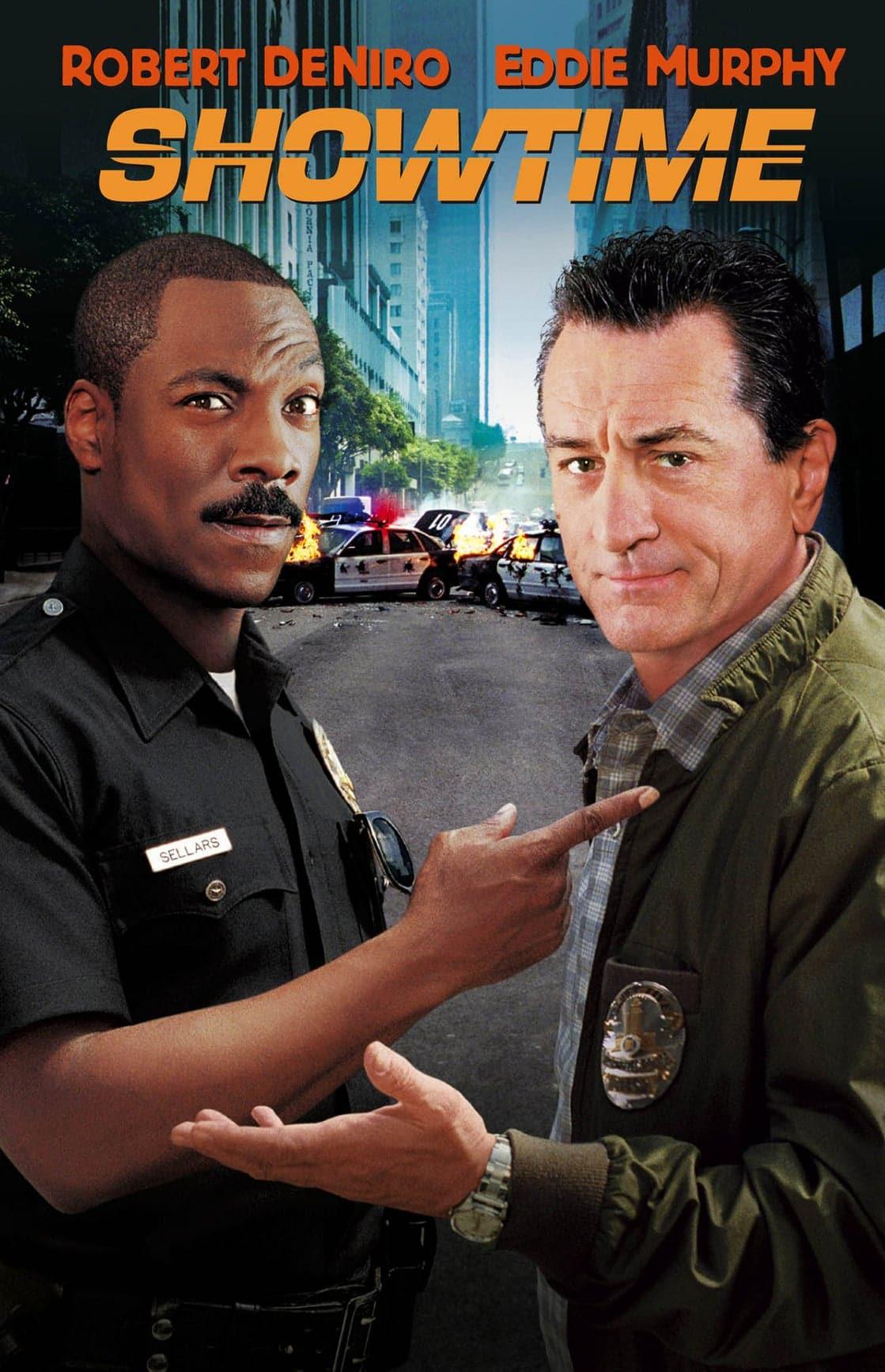 """Plakat von """"Showtime"""""""