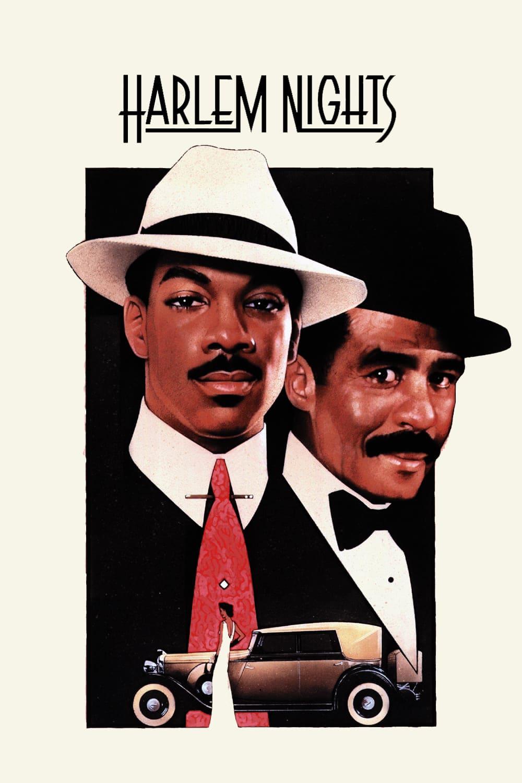 """Plakat von """"Harlem Nights"""""""