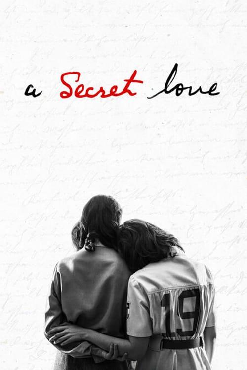 """Plakat von """"A Secret Love"""""""