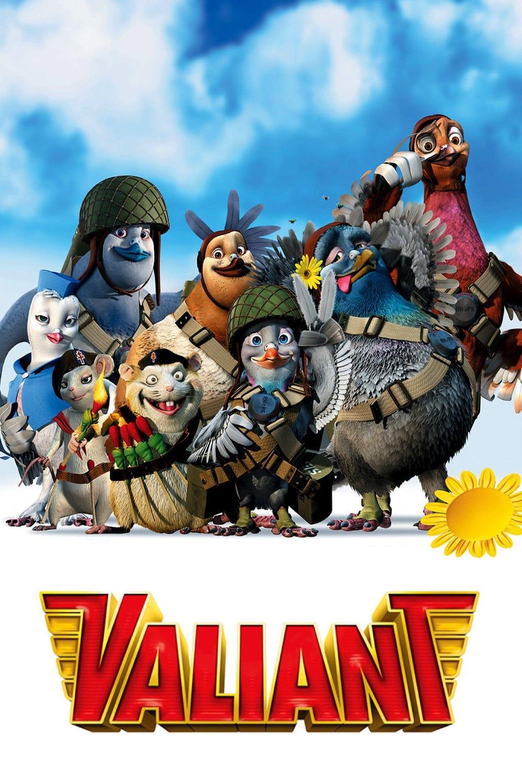 "Plakat von ""Valiant"""