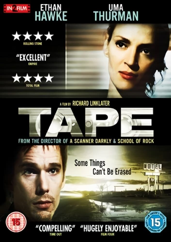 """Plakat von """"Tape"""""""