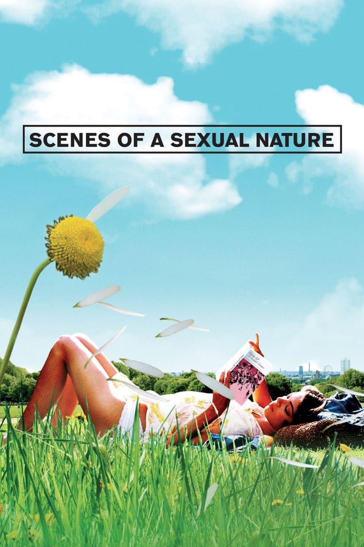 """Plakat von """"Scenes of a Sexual Nature"""""""
