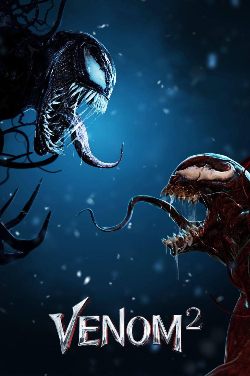 "Plakat von ""Venom: Let There Be Carnage"""