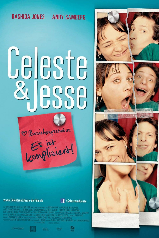 "Plakat von ""Celeste & Jesse"""