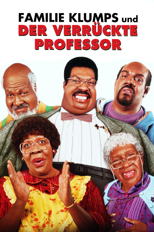 """Plakat von """"Familie Klumps und der verrückte Professor"""""""