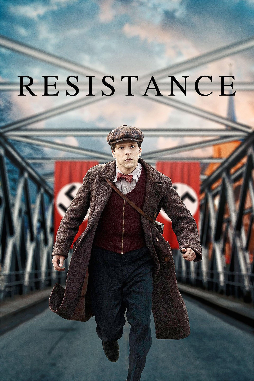 """Plakat von """"Resistance"""""""