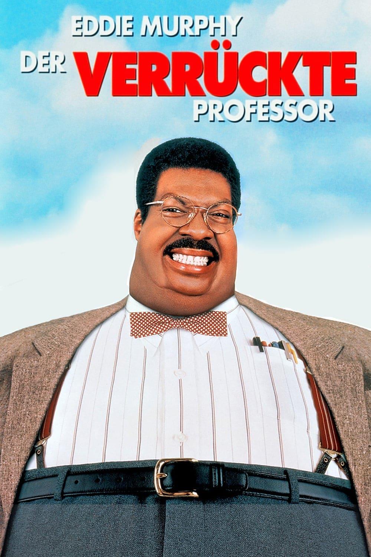 """Plakat von """"Der verrückte Professor"""""""