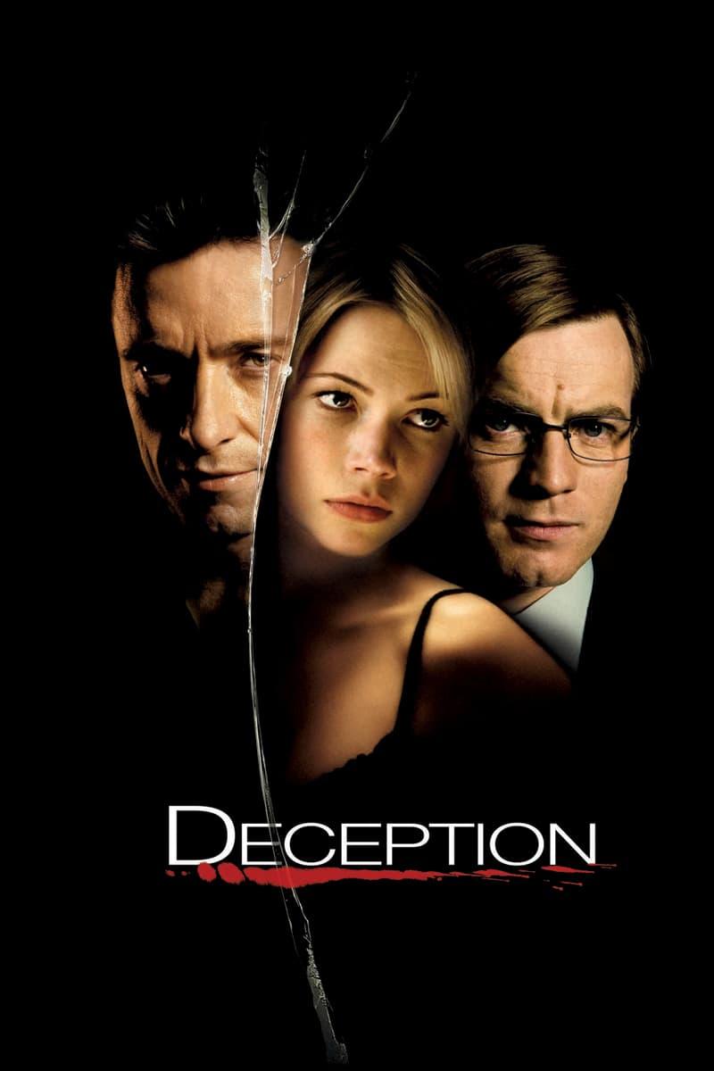 """Plakat von """"Deception"""""""