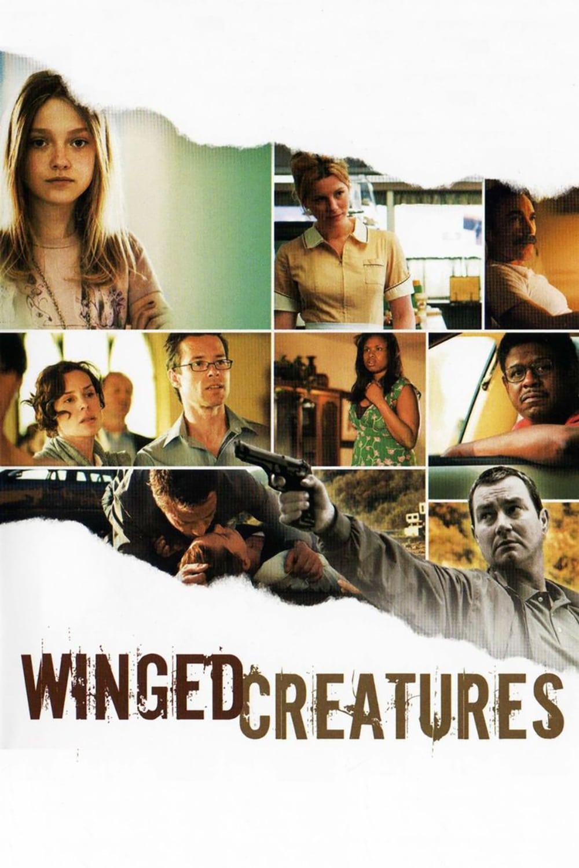 "Plakat von ""Winged Creatures"""