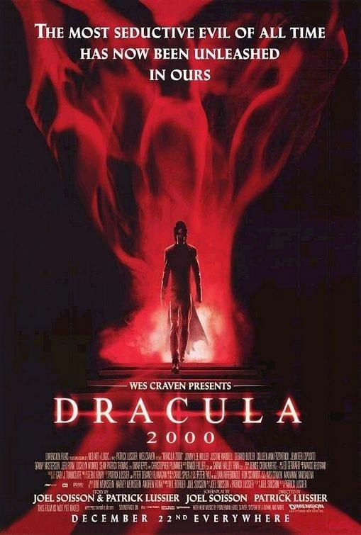 "Plakat von ""Wes Craven präsentiert Dracula"""