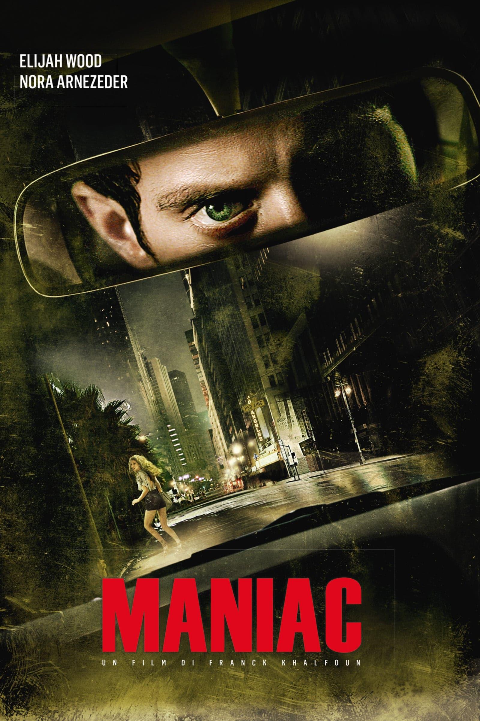 """Plakat von """"Alexandre Ajas Maniac"""""""