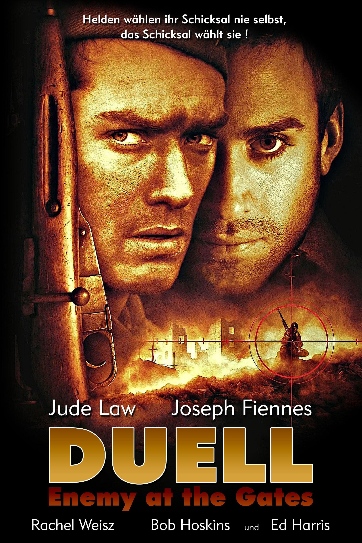 """Plakat von """"Duell - Enemy at the Gates"""""""