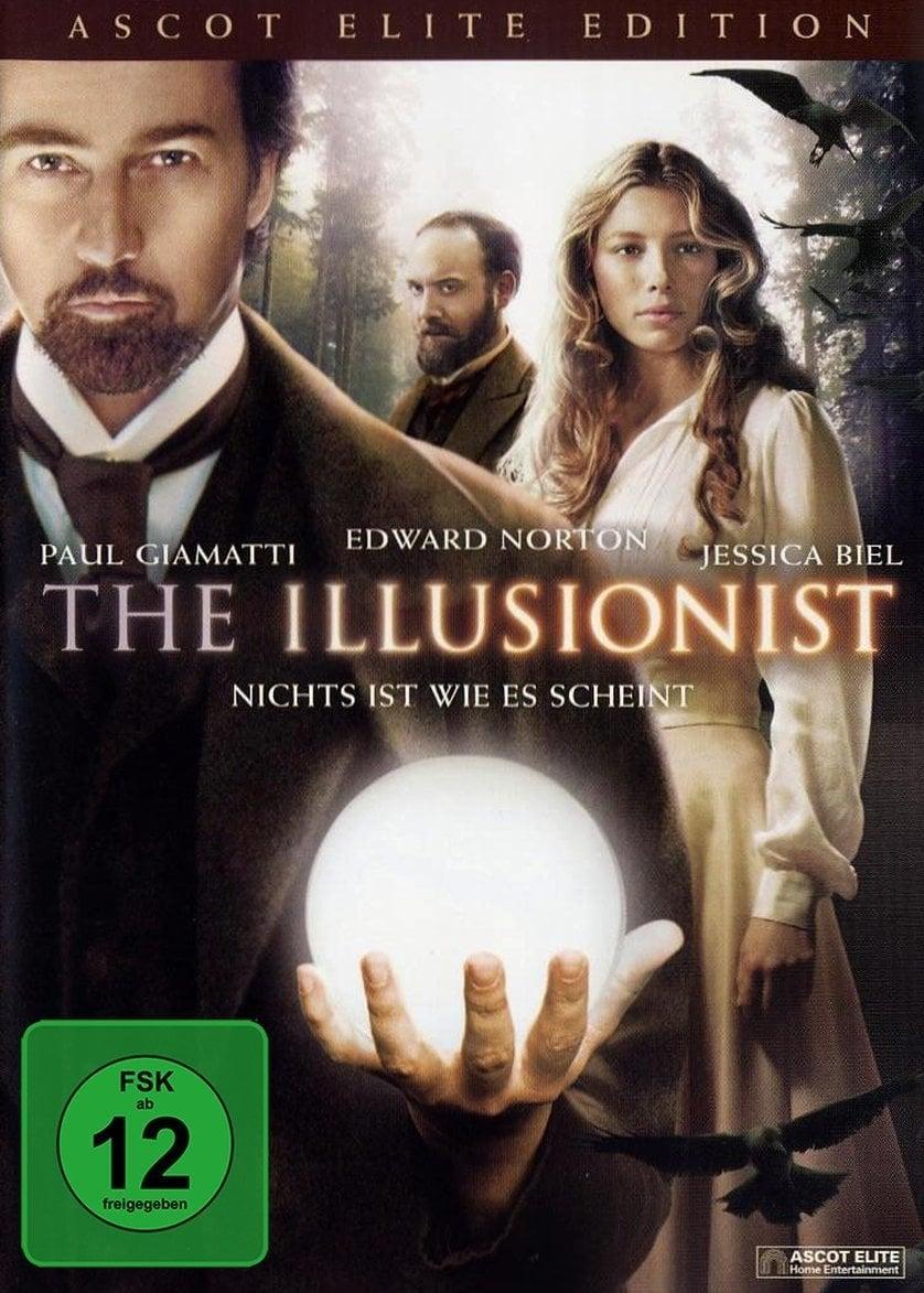"""Plakat von """"The Illusionist - Nichts ist wie es scheint"""""""