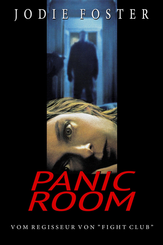 "Plakat von ""Panic Room"""