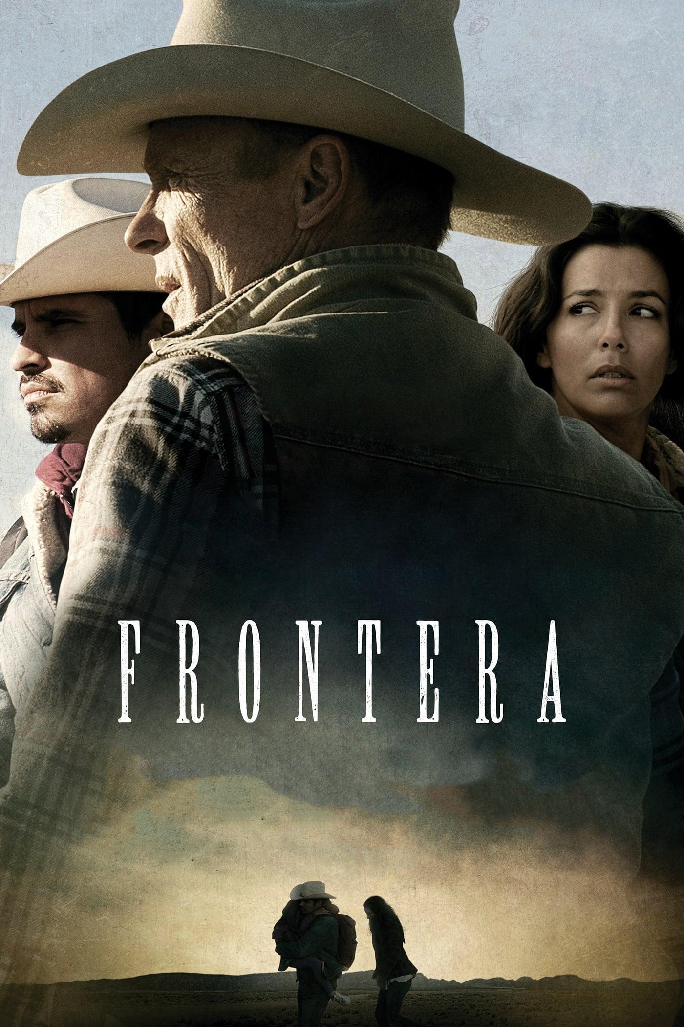 """Plakat von """"Frontera"""""""