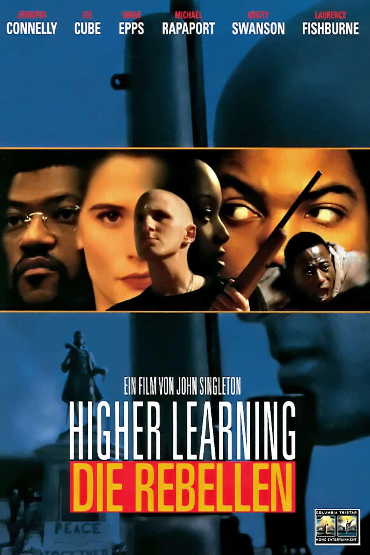 """Plakat von """"Higher Learning - Die Rebellen"""""""