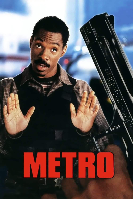 """Plakat von """"Metro - Verhandeln ist reine Nervensache"""""""