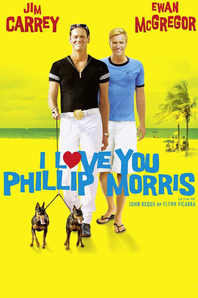 """Plakat von """"I Love You Phillip Morris"""""""